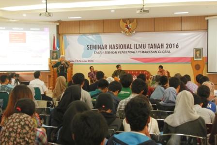 FP UNS Seminar Pemanasan Global