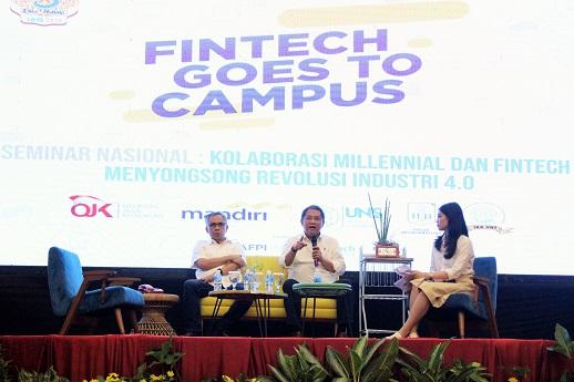 Generasi Muda Harus Pahami Financial Tecnology