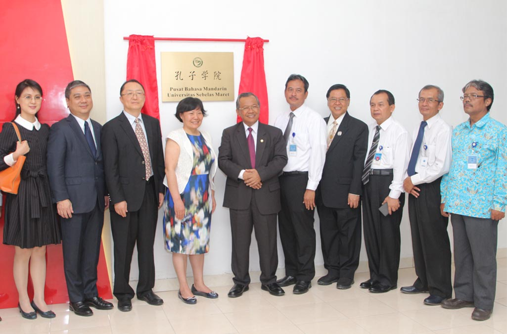 UNS Miliki Pusat Bahasa Mandarin
